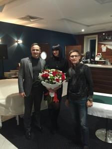 Владислав Марченко, Дарья Трюхан, Марк Марченко
