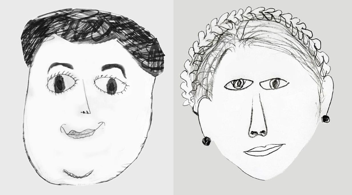 "Иллюстрации - из проекта ""Политики глазами детей"" https://tsn.ua/tsikavinki/krasivi-azh-strashno-yakbi-politiki-buli-takimi-yak-na-dityachih-malyunkah-1164093.html"